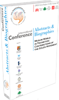 conference abstracts and biographies